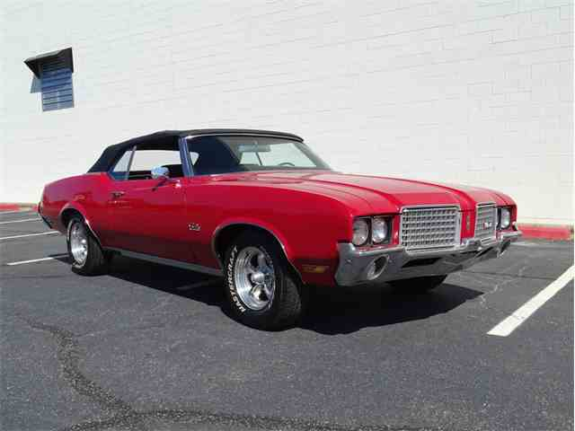1972 Oldsmobile Cutlass | 1027021
