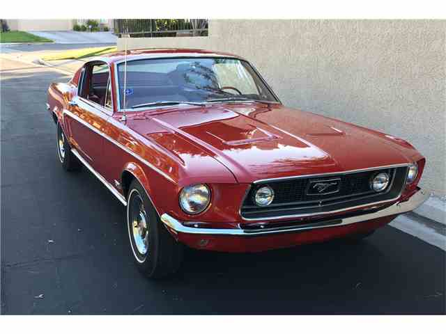 1968 Ford Mustang GT | 1027028