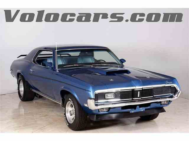 Picture of Classic 1969 Cougar located in Volo Illinois - M0GL