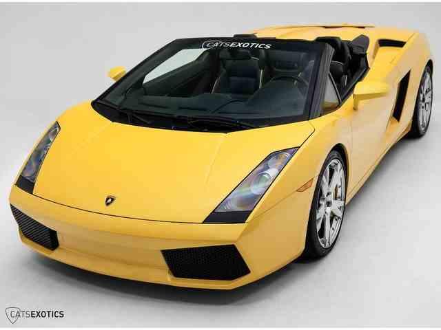2008 Lamborghini Gallardo | 1027033