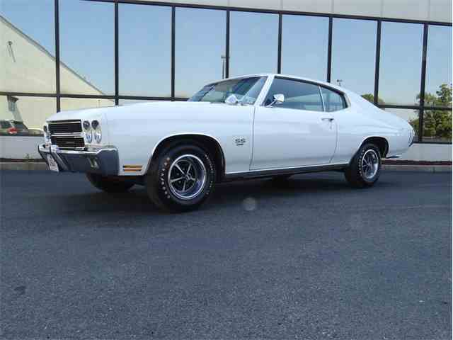 1970 Chevrolet Chevelle SS | 1027038
