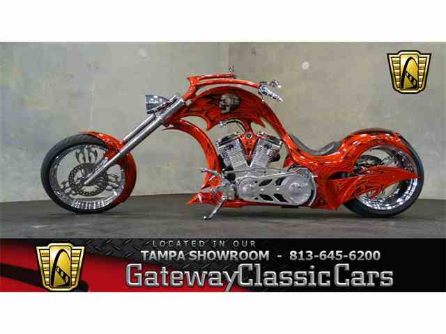 2006 Custom Motorcycle | 1027039