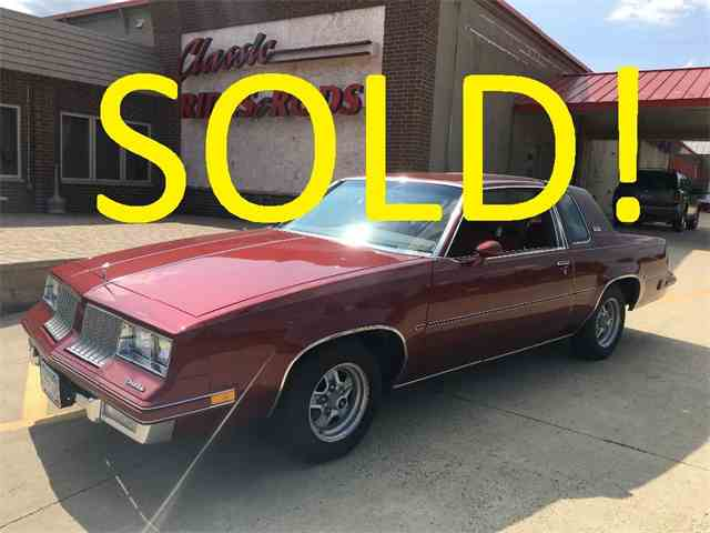 1984 Oldsmobile Cutlass Supreme | 1027040