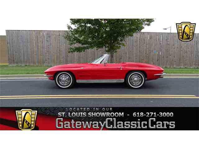 Picture of 1963 Chevrolet Corvette - $74,000.00 Offered by Gateway Classic Cars - St. Louis - M0GY
