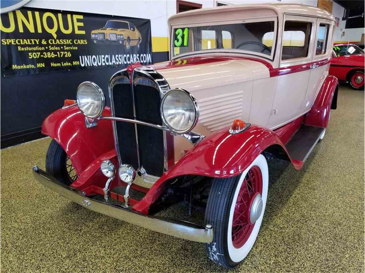 1931 Willys-Overland Jeepster for Sale   ClassicCars.com   CC-1027045