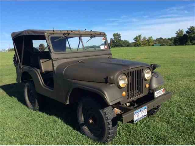 1965 Jeep Military | 1027049