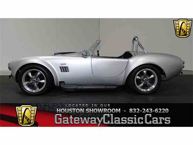 2002 Shelby Cobra Replica | 1027057