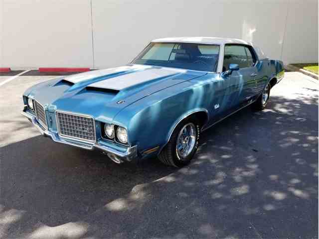 1972 Oldsmobile Cutlass | 1027077
