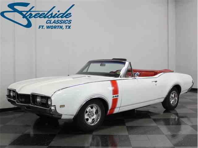 1968 Oldsmobile Cutlass 442 | 1027079