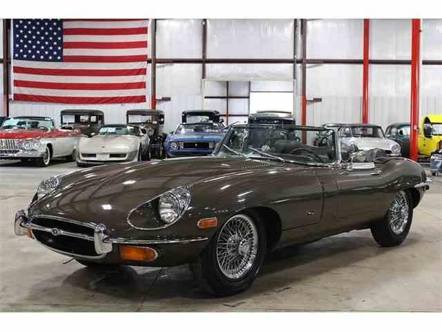 1971 Jaguar XKE | 1020708