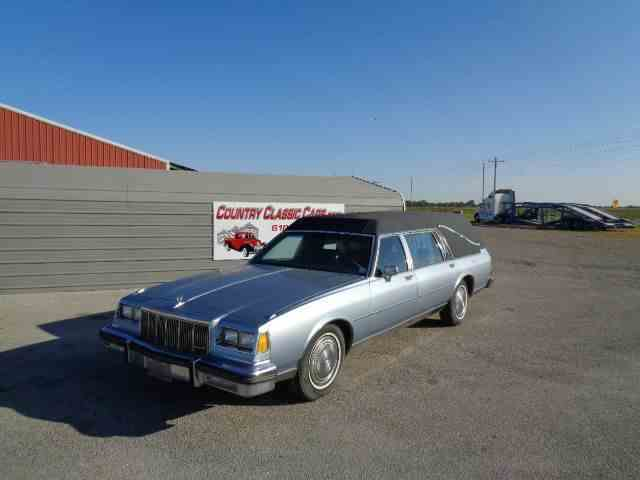 Picture of '83 Hearse - M0I3