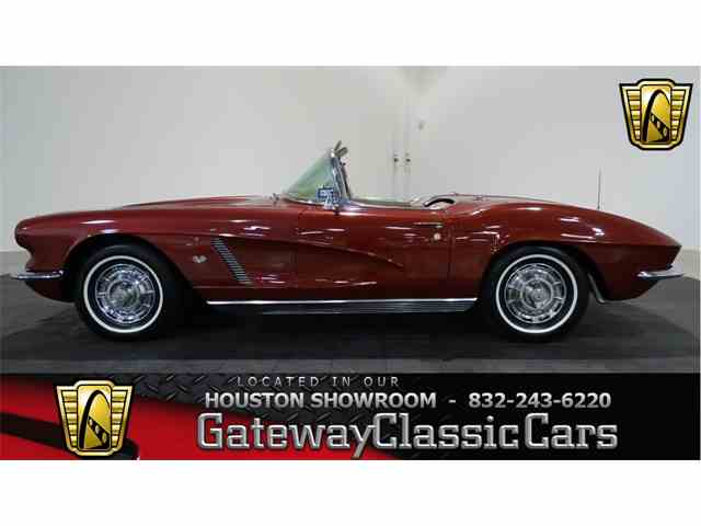 Picture of '62 Corvette - M0IA