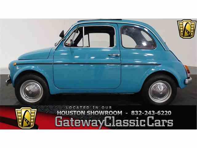 1970 Fiat 500L | 1027106