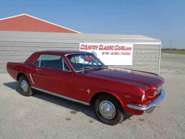 1965 Ford Mustang | 1027112