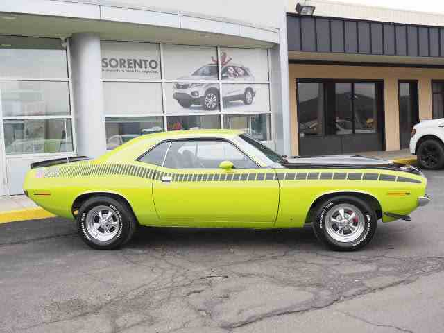 1970 Plymouth Barracuda Sport | 1027118