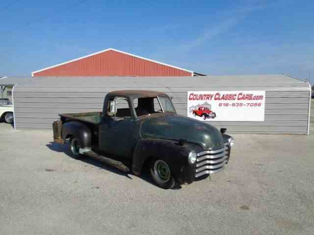1954 Chevrolet C/K 20   1027119
