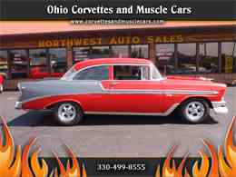 Picture of Classic 1956 Bel Air located in North Canton Ohio - $37,000.00 Offered by Ohio Corvettes and Muscle Cars - LVL5