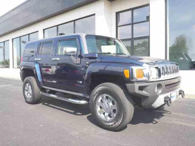 2008 Hummer H3 | 1027133