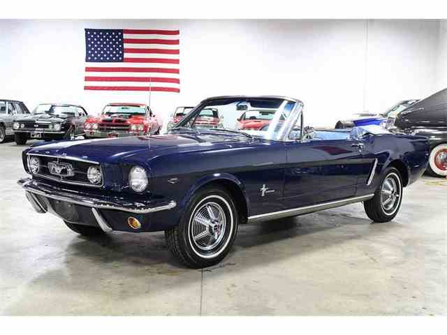 1965 Ford Mustang   1020714