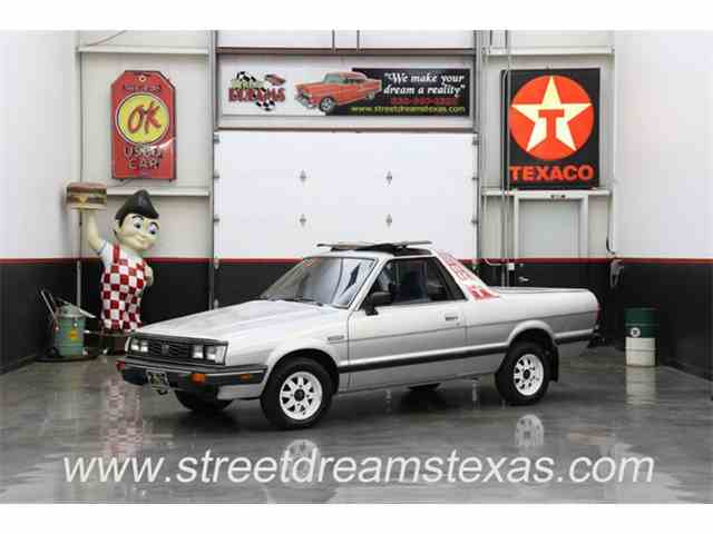 1986 Subaru Brat | 1027167