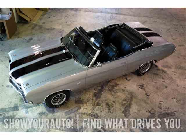 1970 Chevrolet Chevelle SS | 1027171