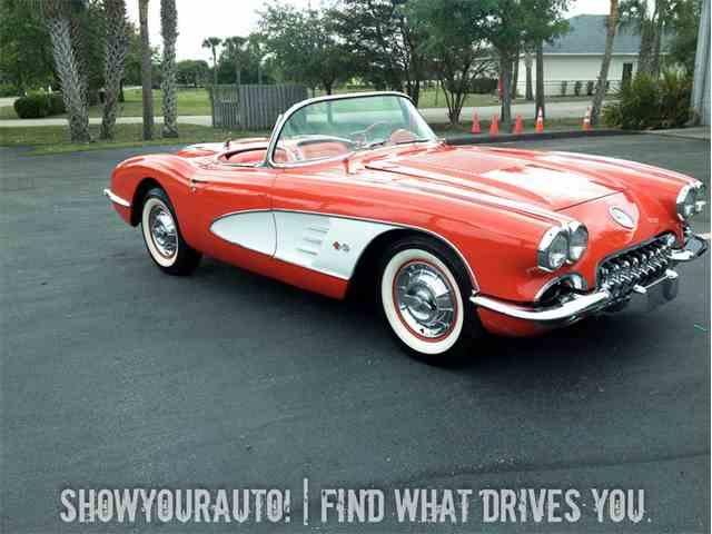 1958 Chevrolet Corvette | 1027182