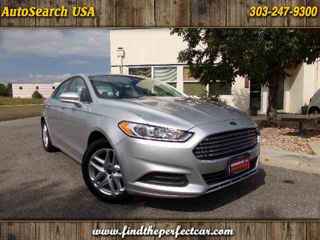 2014 Ford Fusion | 1027224