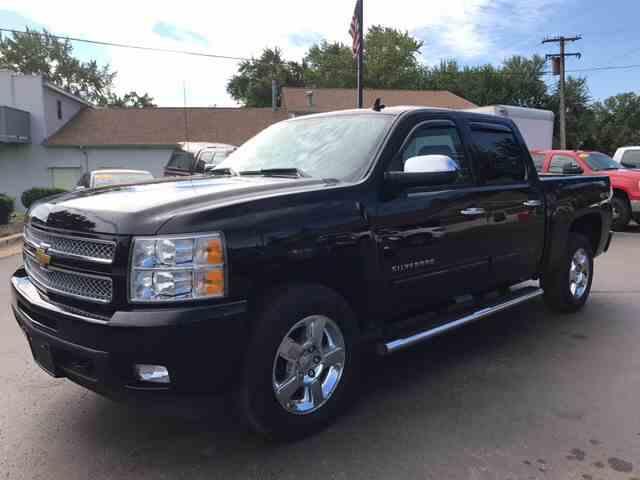 2012 Chevrolet Silverado | 1027234