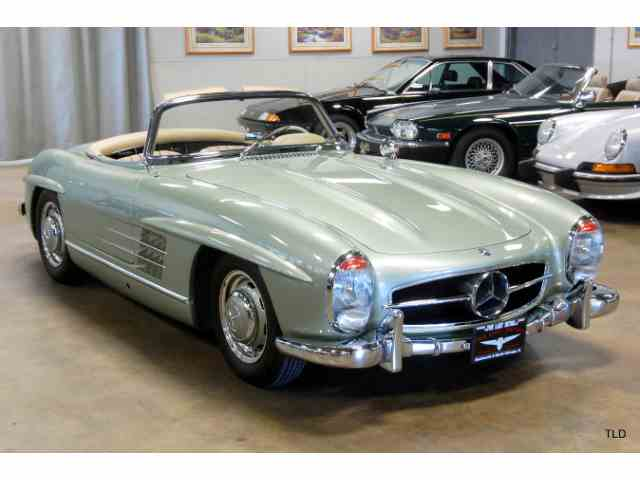 1961 Mercedes-Benz 300SL | 1027248