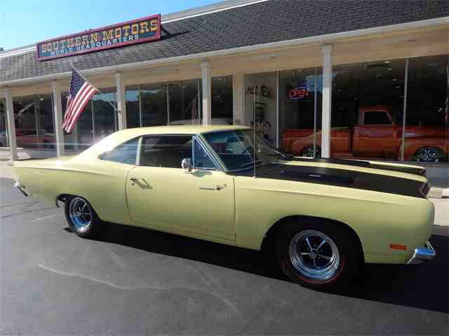 1969 Plymouth Road Runner | 1027282