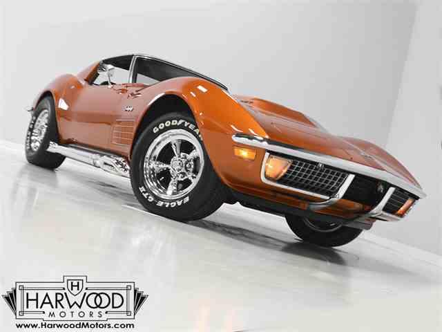 1971 Chevrolet Corvette | 1027284