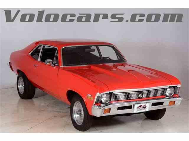 1972 Chevrolet Nova | 1020729