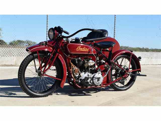 1923 Indian Chief | 1027293