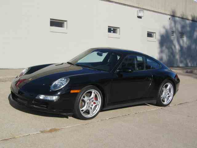 2006 Porsche 911 Carrera 4S Cabriolet | 1027298