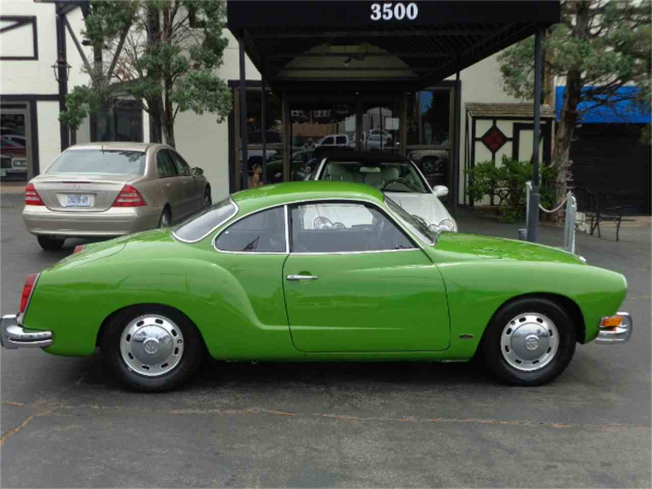 1972 Volkswagen Karmann Ghia For Sale Classiccars Com