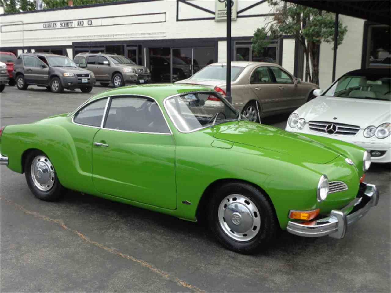 1972 Volkswagen Karmann Ghia For Sale Classiccars Com Cc 1027302