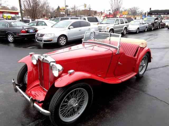 1949 MG TC EXU | 1027304