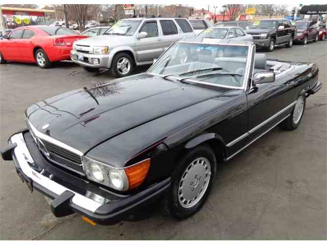1989 Mercedes-Benz 560SL | 1027306