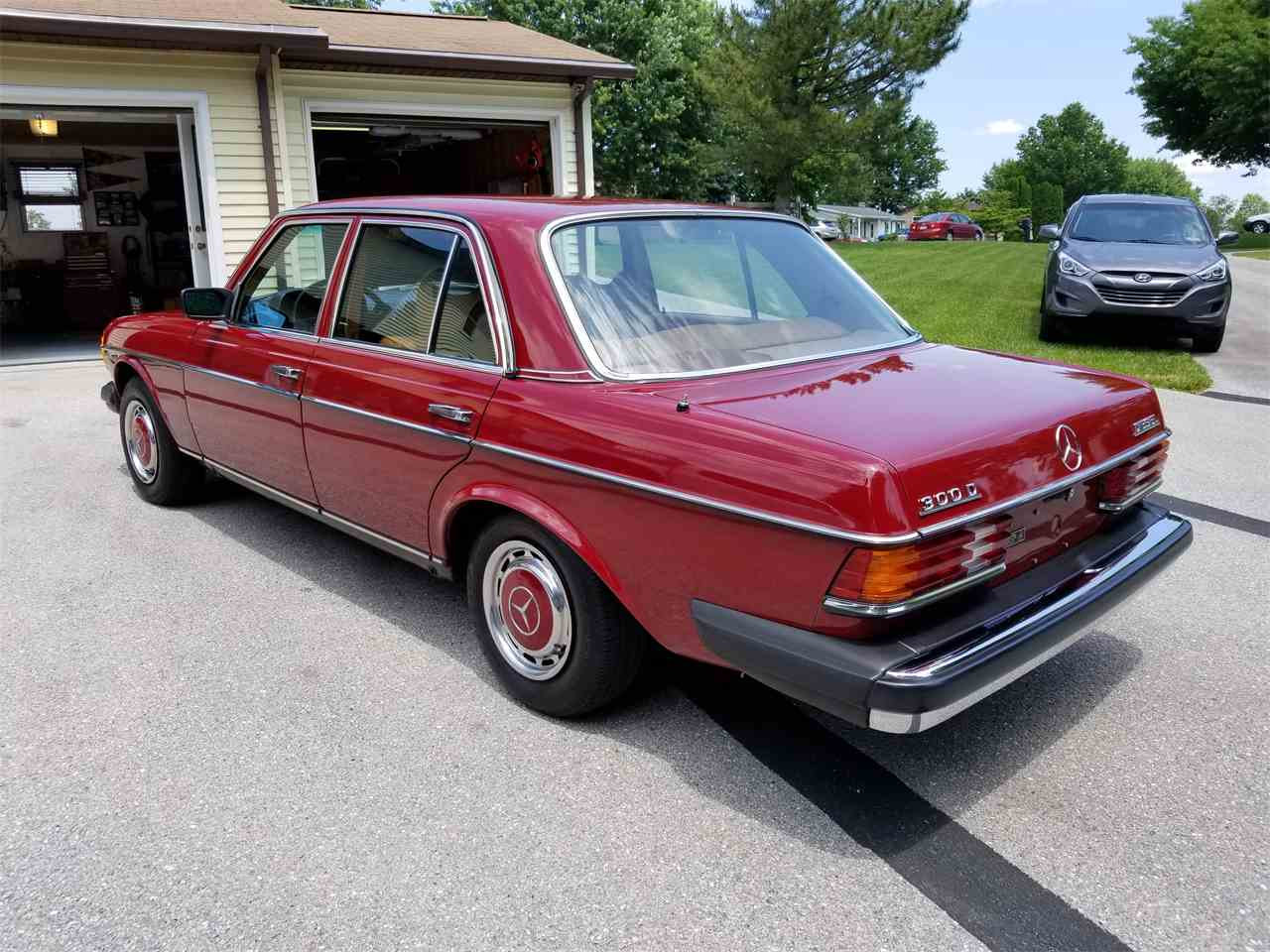1977 mercedes benz 300d for sale cc for Mercedes benz for sale in pa
