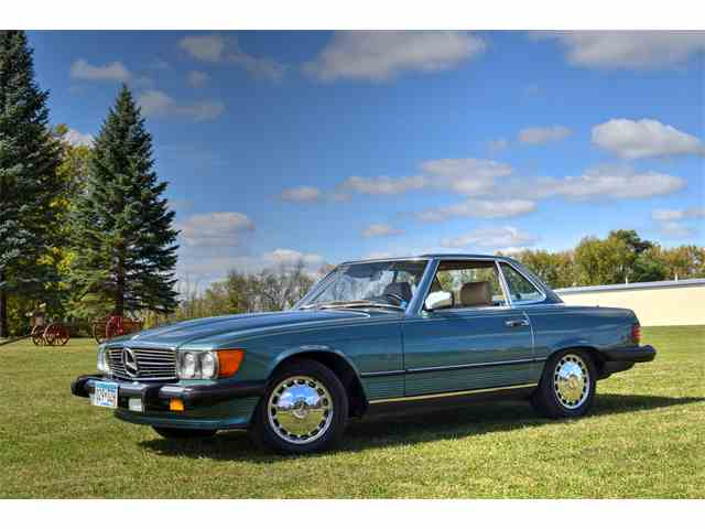 1987 Mercedes-Benz 560SL | 1027314