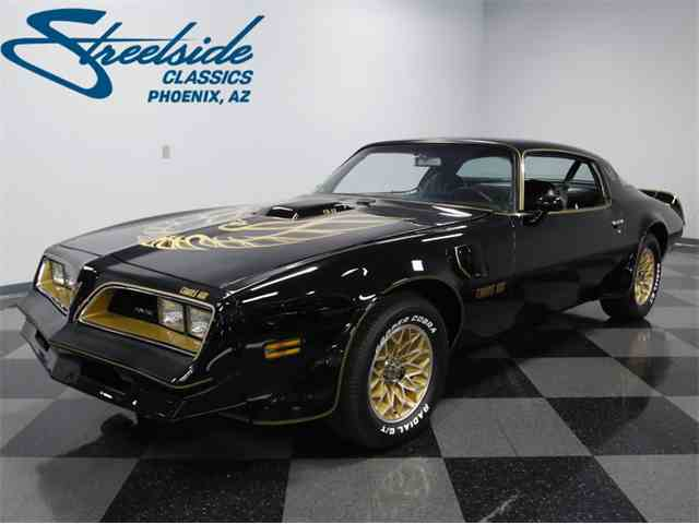 1978 Pontiac Firebird Trans Am | 1027331