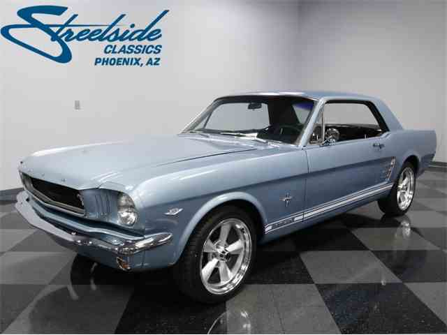 1966 Ford Mustang | 1027338