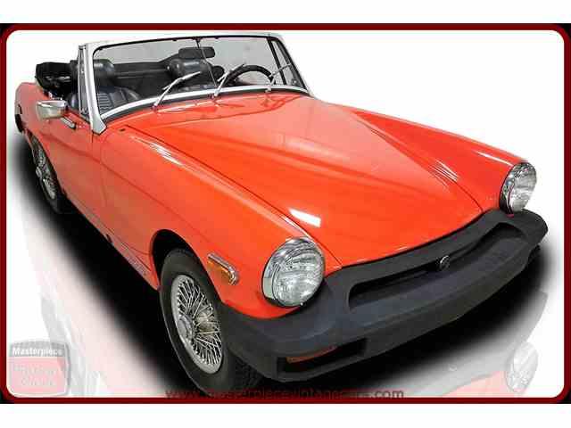 1976 MG Midget | 1027346