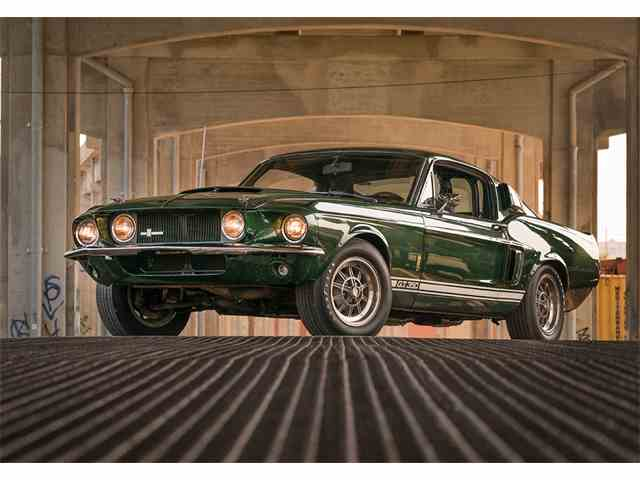 1967 Shelby GT350 | 1027355