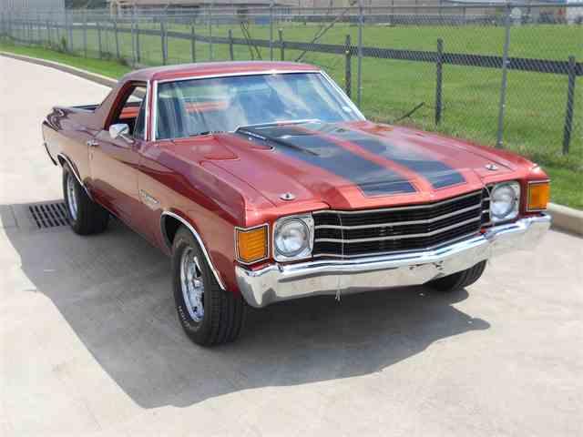 1972 Chevrolet El Camino | 1027364