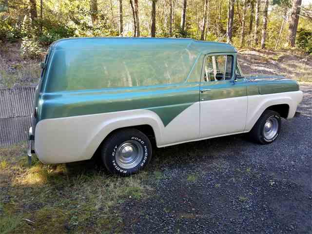 1960 Ford Panel Van | 1027374