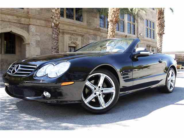 2005 Mercedes-Benz SL500 | 1027389