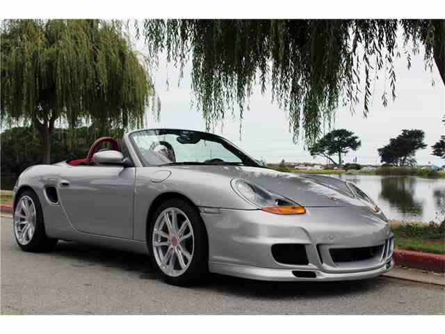 1997 Porsche Boxster | 1027390