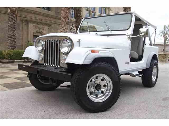1984 Jeep CJ7 | 1027392