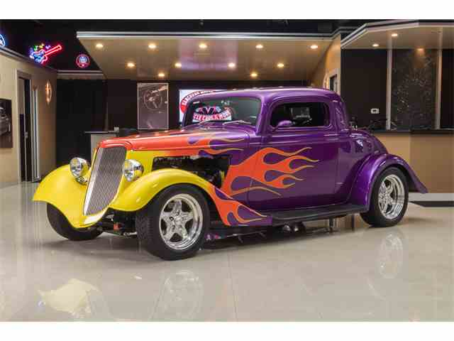 1934 Ford 3-Window Coupe Street Rod | 1027396